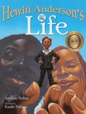 cover image of Hewitt Anderson's Great Big Life