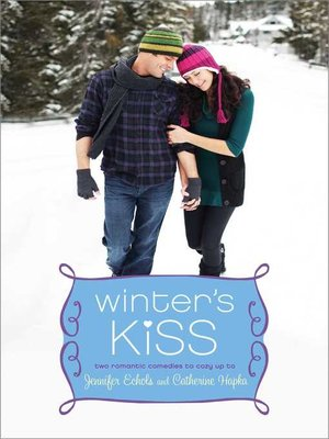 cover image of Winter's Kiss