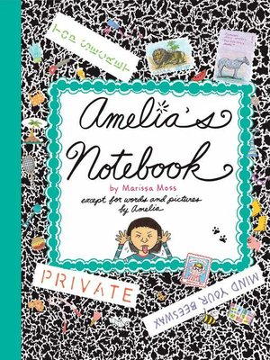 cover image of Amelia's Notebook