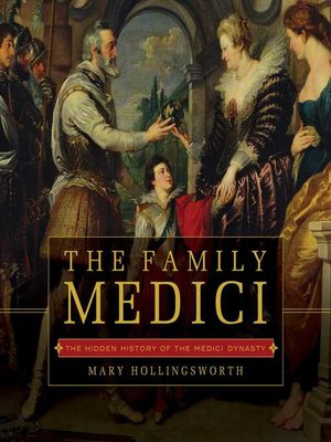 cover image of The Family Medici