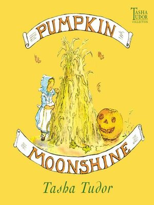 cover image of Pumpkin Moonshine