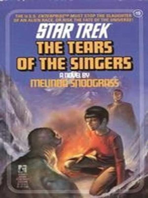 cover image of The Tears of the Singers