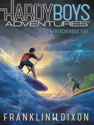 cover image of A Treacherous Tide