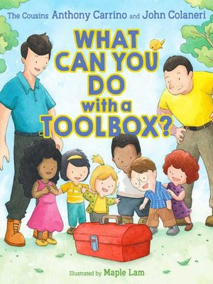 cover image of What Can You Do with a Toolbox?