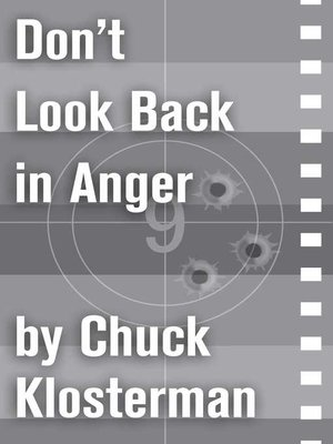 cover image of Don't Look Back in Anger