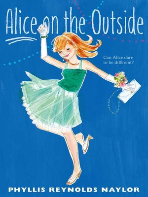 cover image of Alice on the Outside
