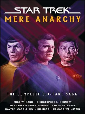 cover image of Mere Anarchy