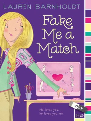 cover image of Fake Me a Match