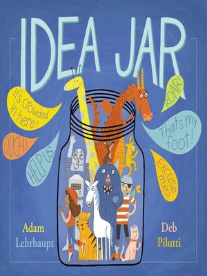 cover image of Idea Jar