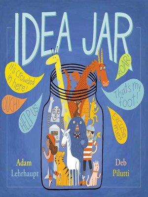 cover image of Idea Jar