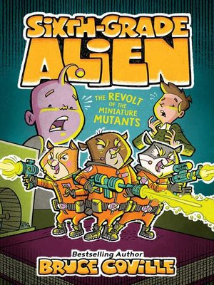cover image of The Revolt of the Miniature Mutants