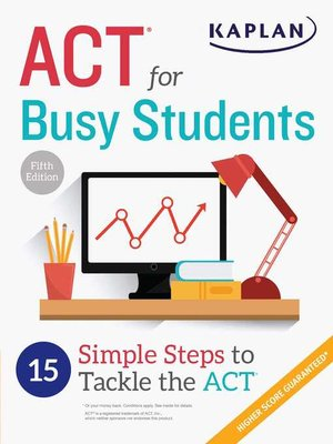cover image of ACT for Busy Students