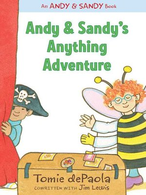 cover image of Andy & Sandy's Anything Adventure