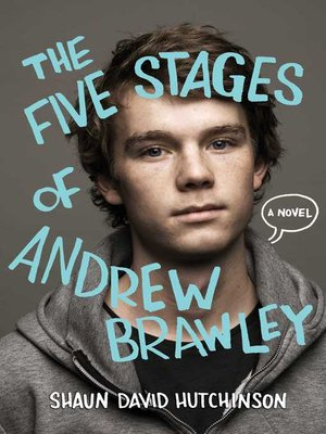cover image of The Five Stages of Andrew Brawley