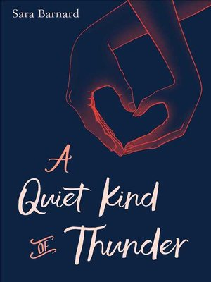 cover image of A Quiet Kind of Thunder