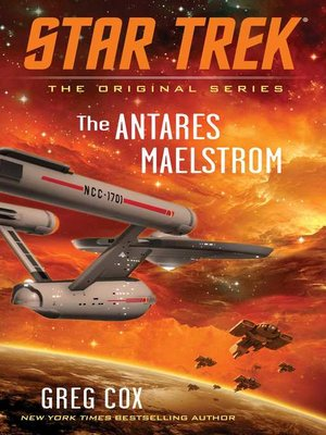 cover image of The Antares Maelstrom