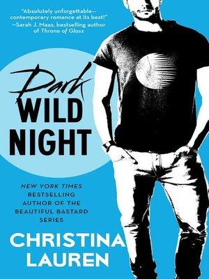 cover image of Dark Wild Night