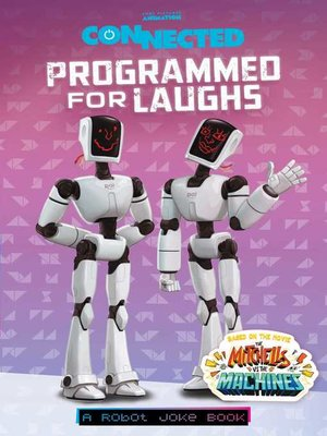 cover image of Programmed for Laughs