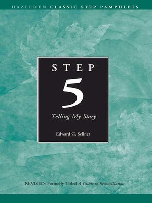 cover image of Step 5 AA Telling My Story