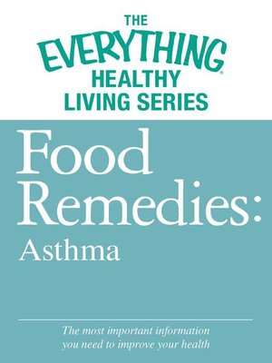 cover image of Food Remedies--Asthma