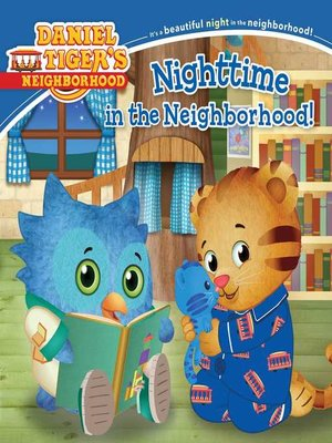 cover image of Nighttime in the Neighborhood