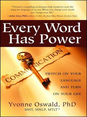 cover image of Every Word Has Power