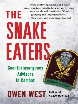 cover image of The Snake Eaters
