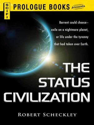 cover image of The Status Civilization