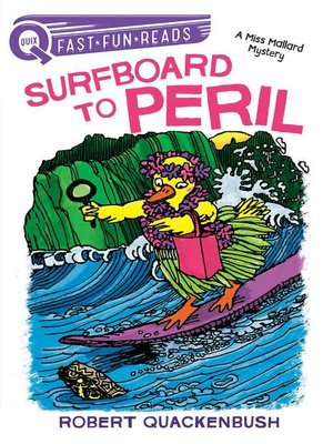 cover image of Surfboard to Peril
