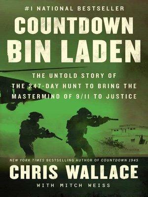 cover image of Countdown bin Laden