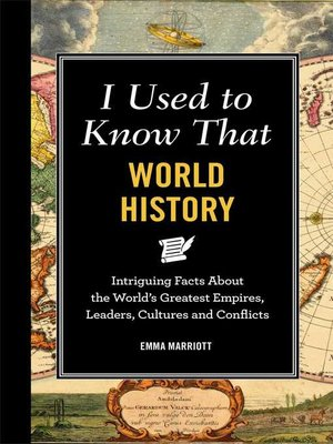 cover image of World History