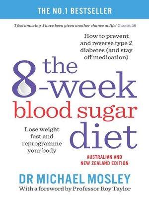 cover image of The 8-Week Blood Sugar Diet