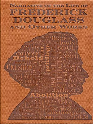 cover image of Narrative of the Life of Frederick Douglass and Other Works
