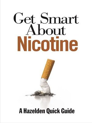 cover image of Get Smart About Nicotine
