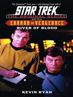 cover image of River of Blood