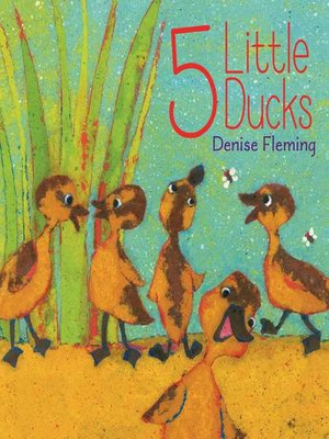 cover image of 5 Little Ducks