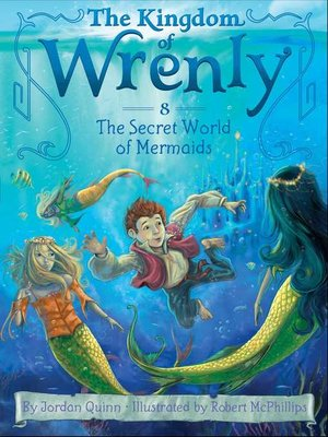 cover image of The Secret World of Mermaids