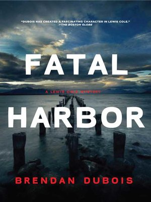 cover image of Fatal Harbor