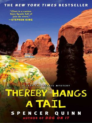 cover image of Thereby Hangs a Tail