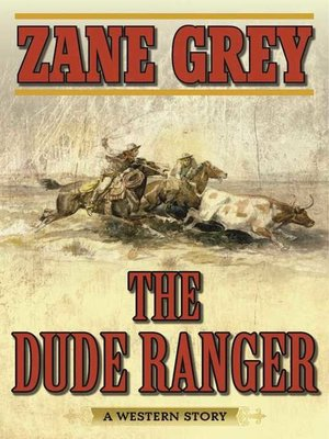 cover image of The Dude Ranger