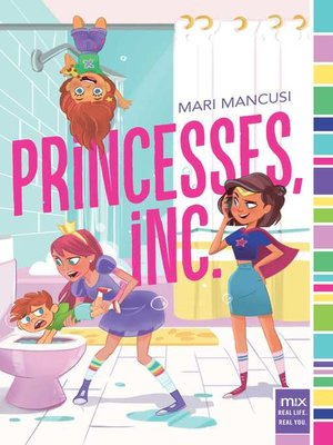 cover image of Princesses, Inc.