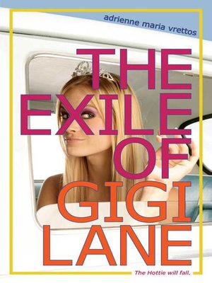 cover image of The Exile of Gigi Lane