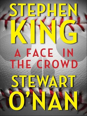 cover image of A Face in the Crowd