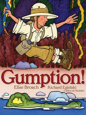 cover image of Gumption!