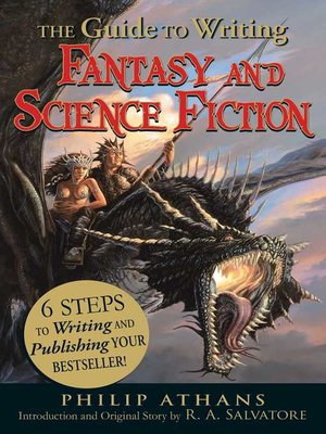 cover image of The Guide to Writing Fantasy and Science Fiction