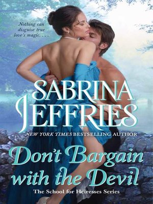 cover image of Don't Bargain with the Devil