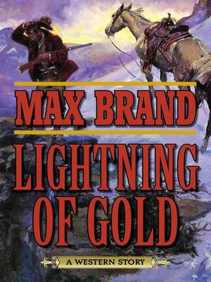 cover image of Lightning of Gold