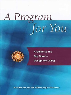 cover image of A Program For You