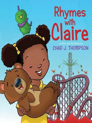 cover image of Rhymes with Claire