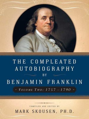 cover image of The Compleated Autobiography by Benjamin Franklin